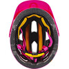 Bell Sidetrack Helmet Youth matte pink/lime